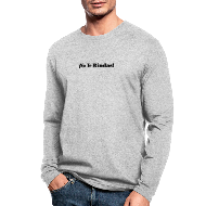 Do not Give Up (Spanish) No Te Rindas Motivational - Men's Long Sleeve T-Shirt by Next Level