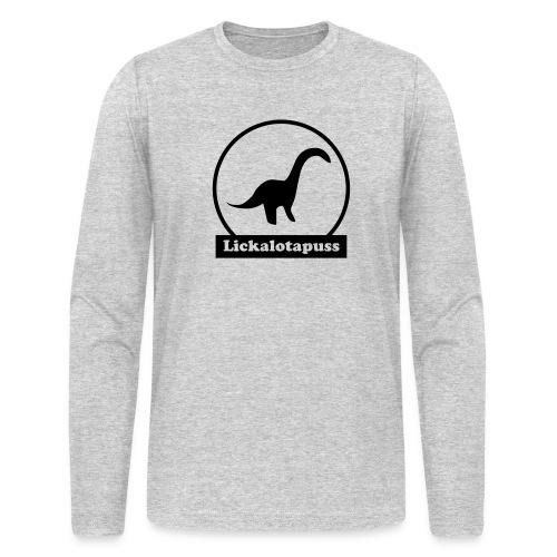Lickalotapuss - Men's Long Sleeve T-Shirt by Next Level
