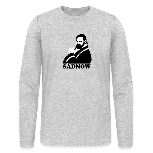 MEGAPOWERS RADIO SADNOW MENS TSHIRT - Men's Long Sleeve T-Shirt by Next Level