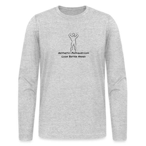 Classic Logo - Men's Long Sleeve T-Shirt by Next Level