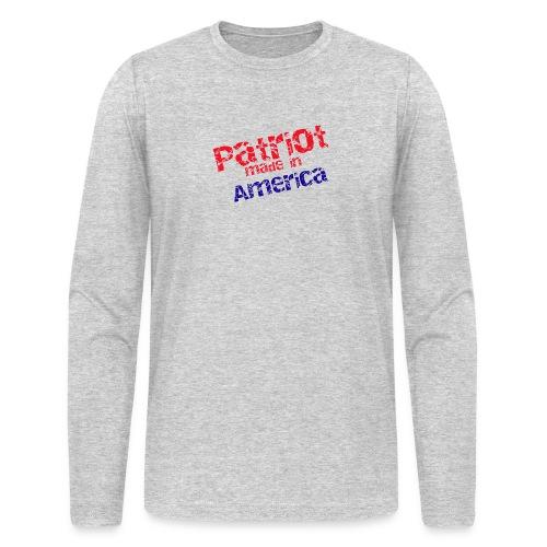 Patriot mug - Men's Long Sleeve T-Shirt by Next Level