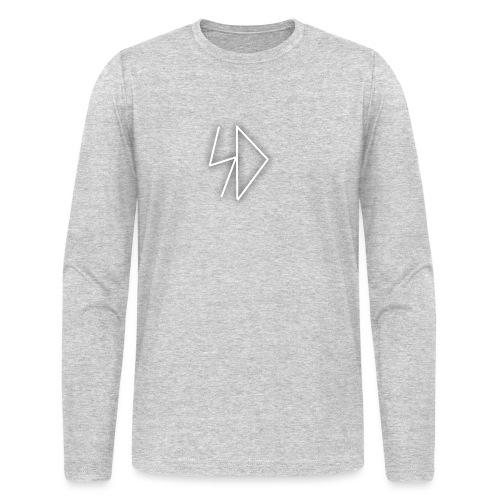 Sid logo white - Men's Long Sleeve T-Shirt by Next Level