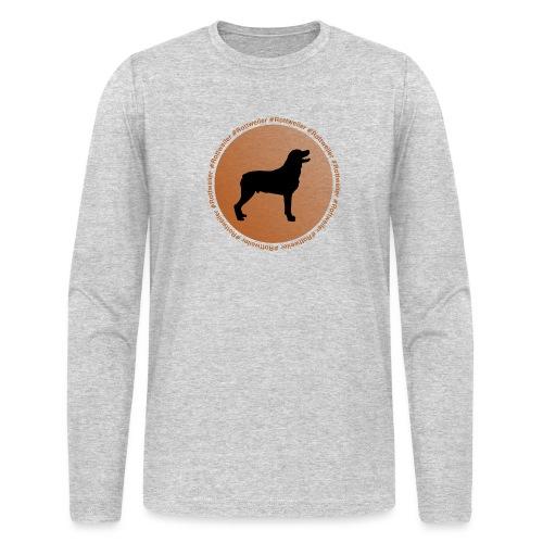 Rottweiler - Men's Long Sleeve T-Shirt by Next Level