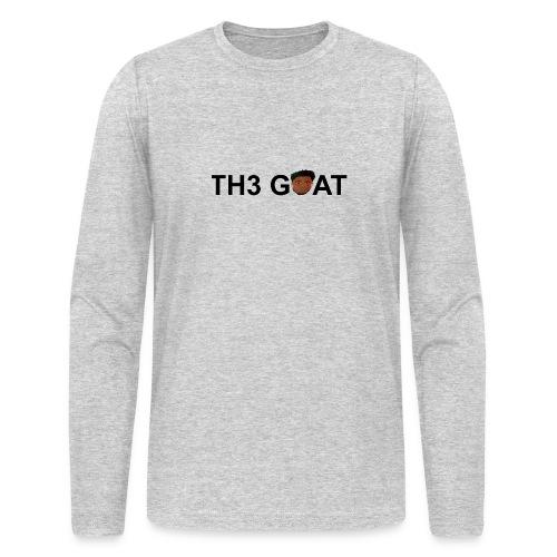 The goat cartoon - Men's Long Sleeve T-Shirt by Next Level