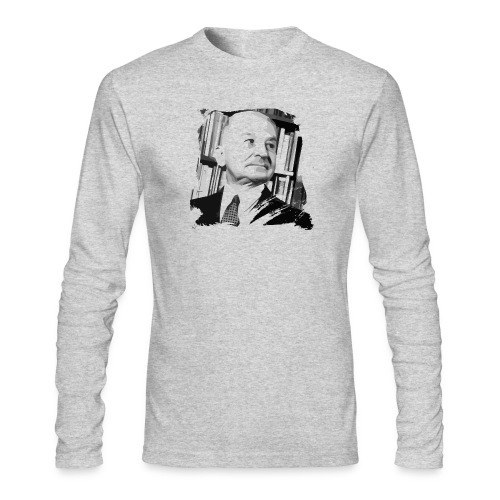 Ludwig von Mises Libertarian - Men's Long Sleeve T-Shirt by Next Level