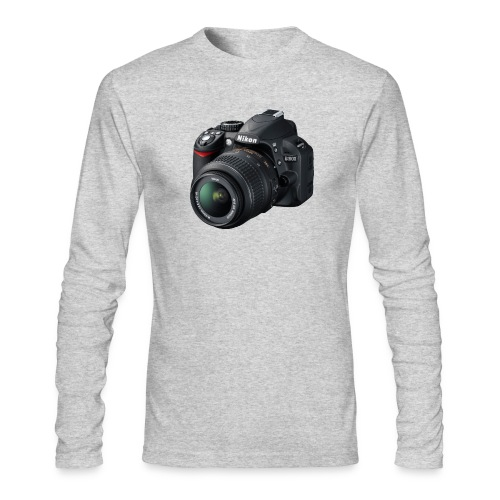 photographer - Men's Long Sleeve T-Shirt by Next Level