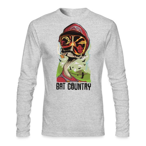Fear and Mario at Bat Country - Men's Long Sleeve T-Shirt by Next Level