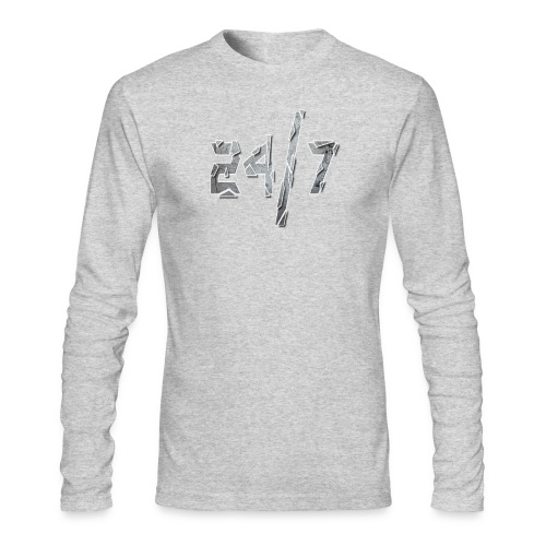 24/7 with ABG - Men's Long Sleeve T-Shirt by Next Level