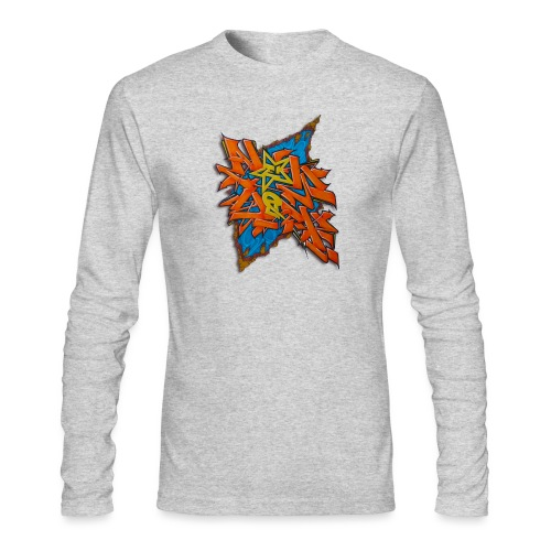 Artgomez14 - NYG Design - Men's Long Sleeve T-Shirt by Next Level