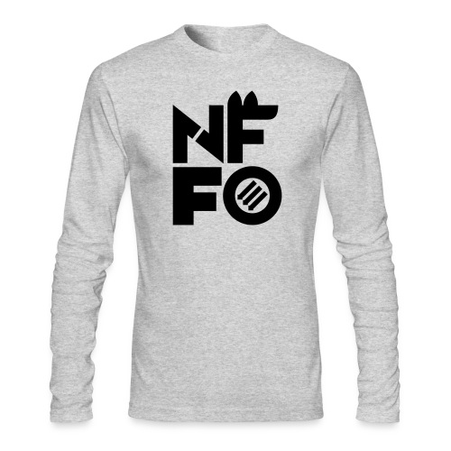 NFFO - Men's Long Sleeve T-Shirt by Next Level