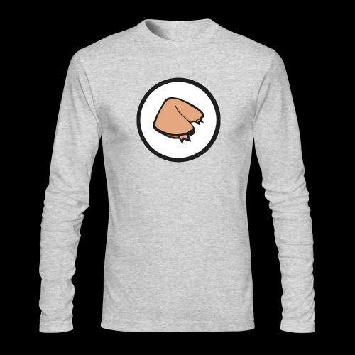 FORTUNE COOKIE DESIGNS - Men's Long Sleeve T-Shirt by Next Level