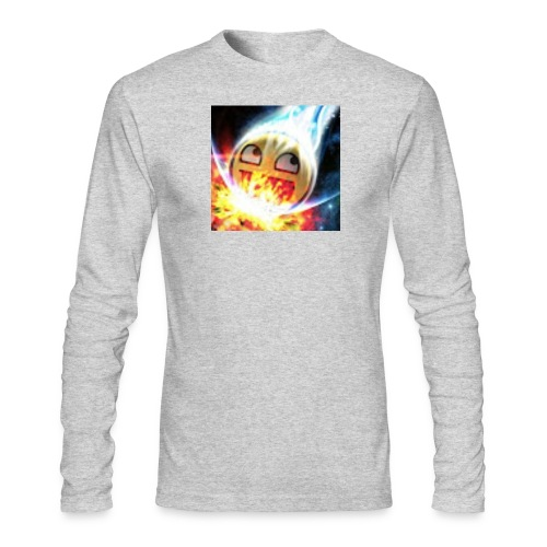 Jovanie perez - Men's Long Sleeve T-Shirt by Next Level