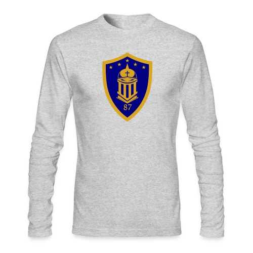 Ateneo HS Batch 87 Logo - Men's Long Sleeve T-Shirt by Next Level