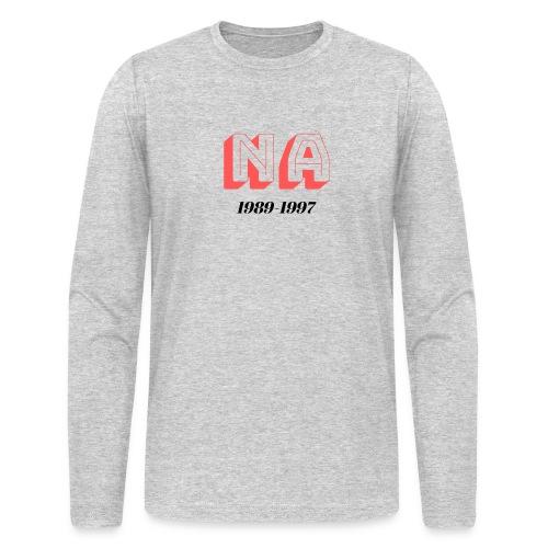 NA Miata Goodness - Men's Long Sleeve T-Shirt by Next Level