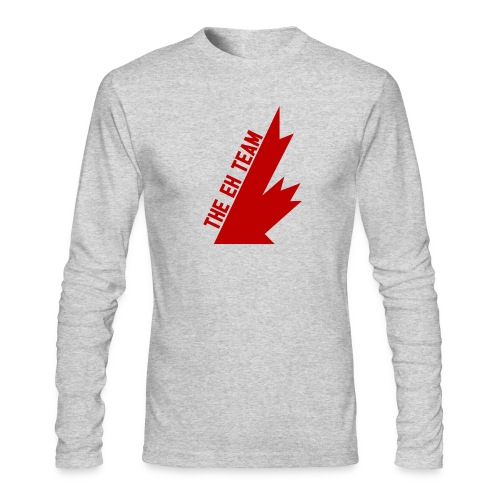 The Eh Team Red - Men's Long Sleeve T-Shirt by Next Level