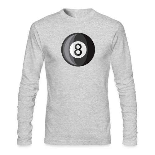 8 Ball - Men's Long Sleeve T-Shirt by Next Level