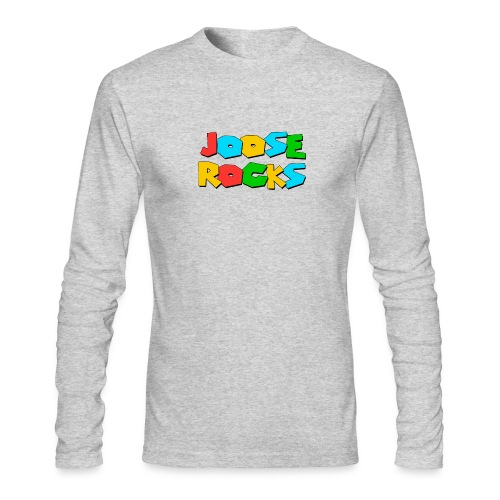 Super Joose Rocks - Men's Long Sleeve T-Shirt by Next Level