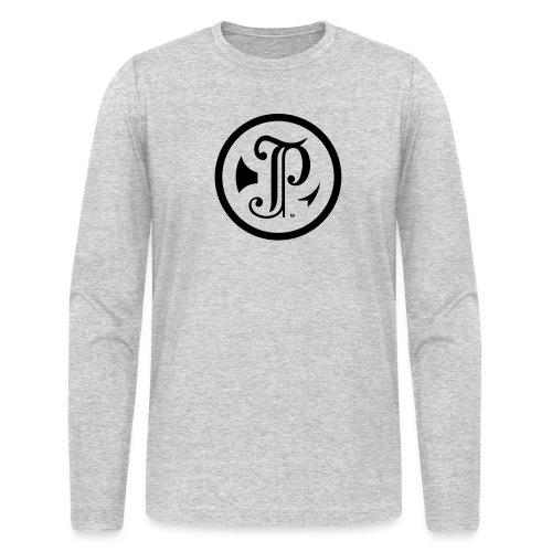 TP Logo - Men's Long Sleeve T-Shirt by Next Level
