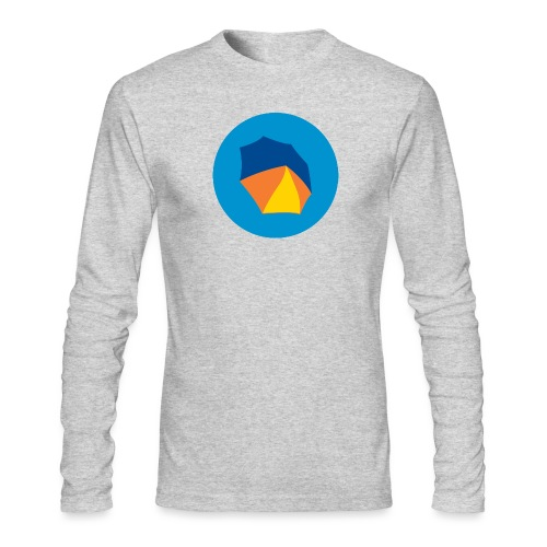 umbelas icon 2 - Men's Long Sleeve T-Shirt by Next Level