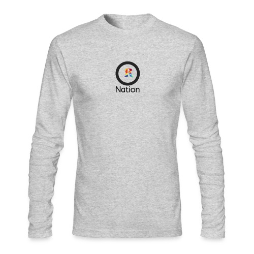 Reaper Nation - Men's Long Sleeve T-Shirt by Next Level