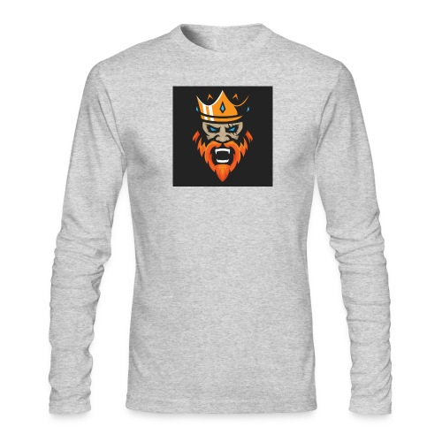 Kings - Men's Long Sleeve T-Shirt by Next Level