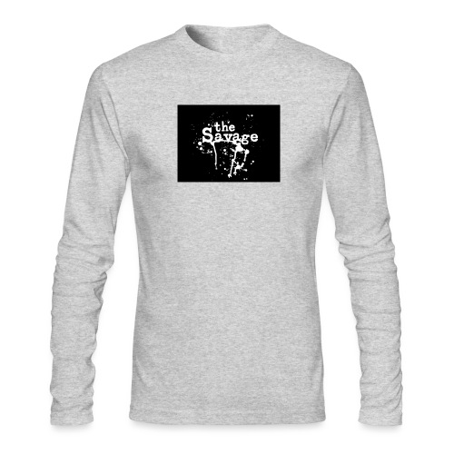 the savage - Men's Long Sleeve T-Shirt by Next Level