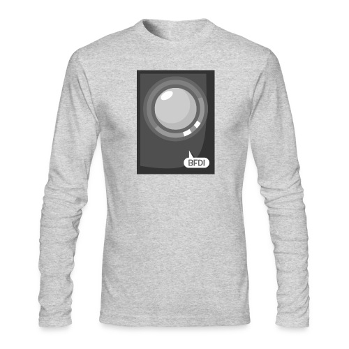 Announcer Tablet Case - Men's Long Sleeve T-Shirt by Next Level
