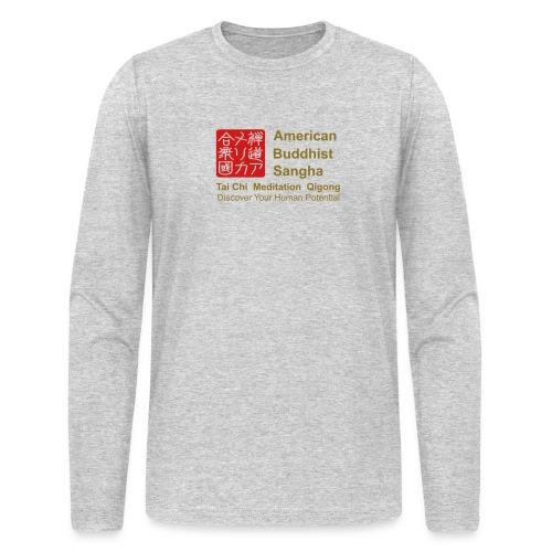 American Buddhist Sangha / Zen Do USA - Men's Long Sleeve T-Shirt by Next Level