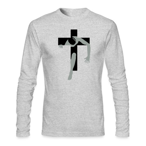 Narrow Way - Men's Long Sleeve T-Shirt by Next Level