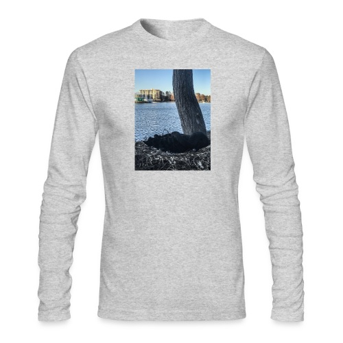 DUCK L - Men's Long Sleeve T-Shirt by Next Level