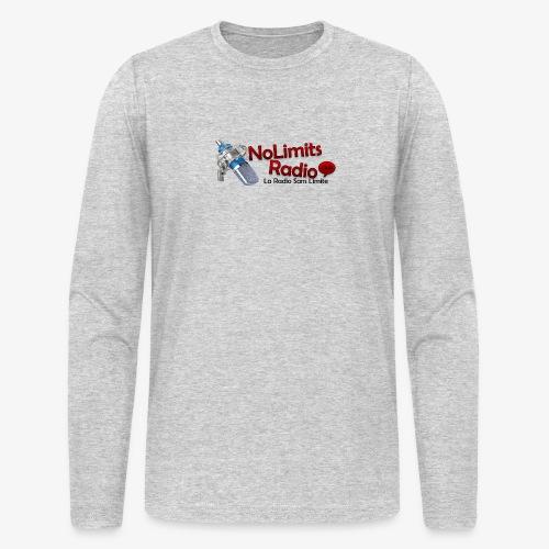 NolimitRadio - Men's Long Sleeve T-Shirt by Next Level