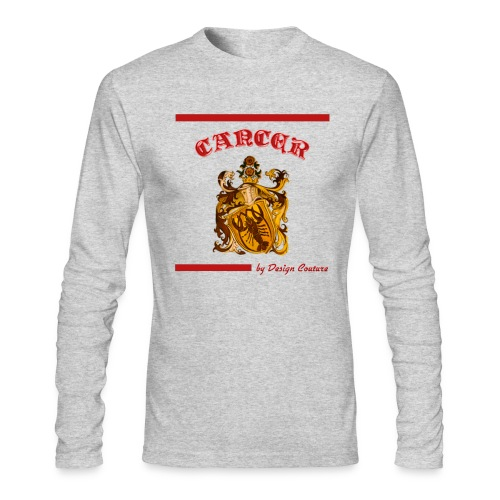 CANCER RED - Men's Long Sleeve T-Shirt by Next Level