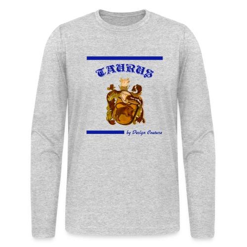TAURUS BLUE - Men's Long Sleeve T-Shirt by Next Level