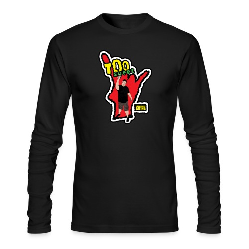 Wreckless Eating Too Sweet Shirt (Women's) - Men's Long Sleeve T-Shirt by Next Level