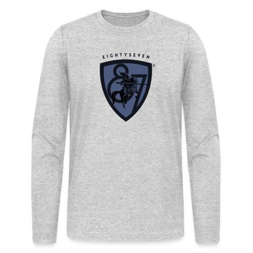 2021 eighty87seven b05 - Men's Long Sleeve T-Shirt by Next Level