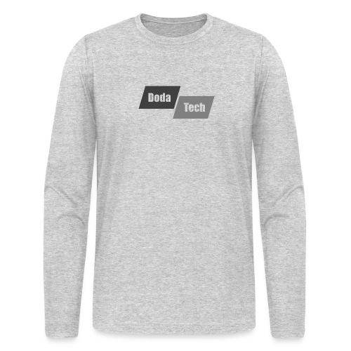 DodaTech Logo - Men's Long Sleeve T-Shirt by Next Level