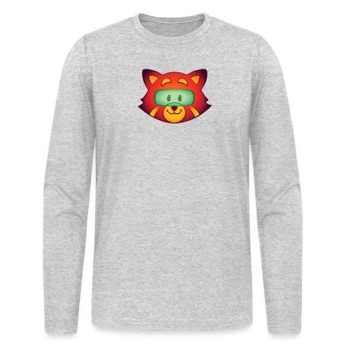 Foxr Head (no logo) - Men's Long Sleeve T-Shirt by Next Level