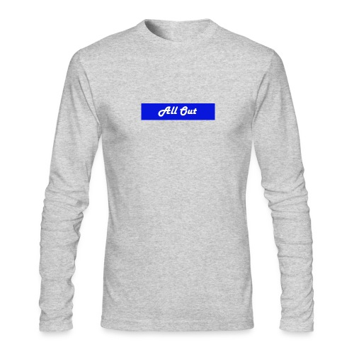 All out - Men's Long Sleeve T-Shirt by Next Level