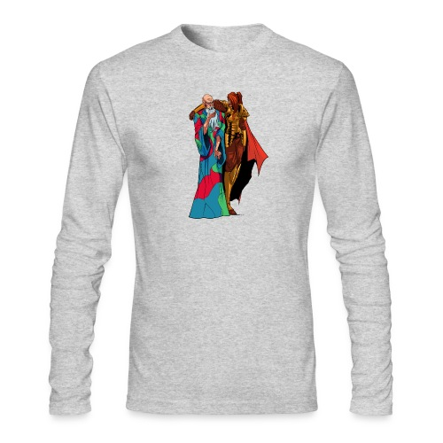 anjelicaPRO png - Men's Long Sleeve T-Shirt by Next Level