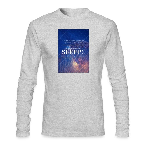Sleep Galaxy by @lovesaccessories - Men's Long Sleeve T-Shirt by Next Level
