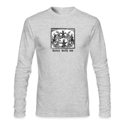 Dance With Me - Men's Long Sleeve T-Shirt by Next Level