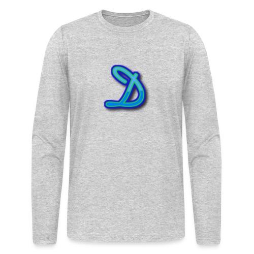 D - Men's Long Sleeve T-Shirt by Next Level