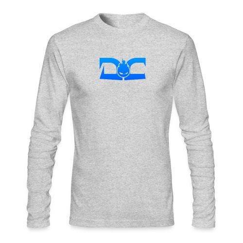 dotacinemawhite - Men's Long Sleeve T-Shirt by Next Level