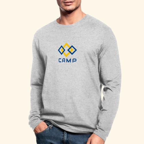 CAMP LOGO and products - Men's Long Sleeve T-Shirt by Next Level