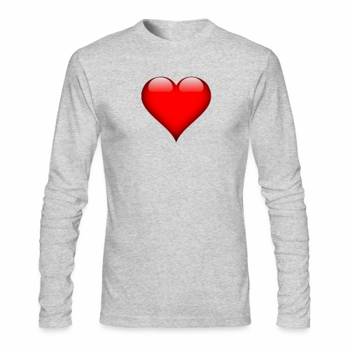 pic - Men's Long Sleeve T-Shirt by Next Level