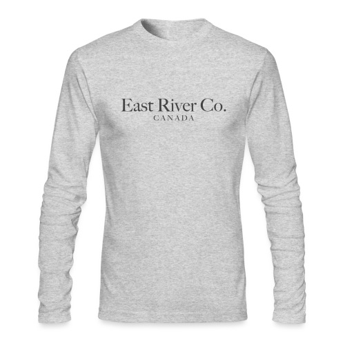 EastRiverCo Canada - Men's Long Sleeve T-Shirt by Next Level