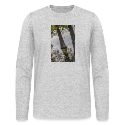 LAKE BIRD - Men's Long Sleeve T-Shirt by Next Level