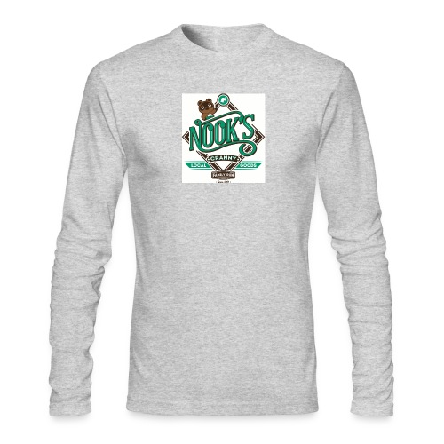 Nook's Cranny - Men's Long Sleeve T-Shirt by Next Level