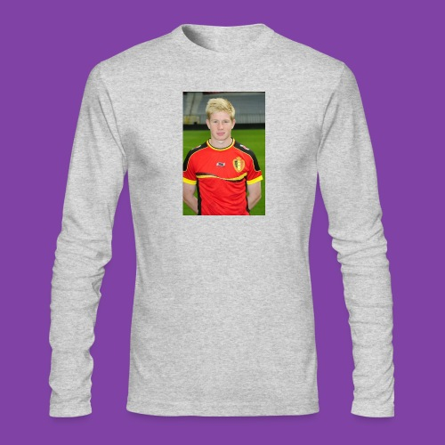 738e0d3ff1cb7c52dd7ce39d8d1b8d72_without_ozil - Men's Long Sleeve T-Shirt by Next Level