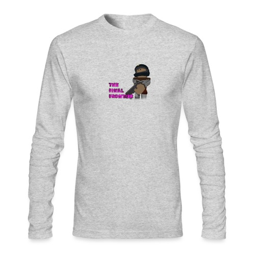 The Final Frontier Sports Items - Men's Long Sleeve T-Shirt by Next Level
